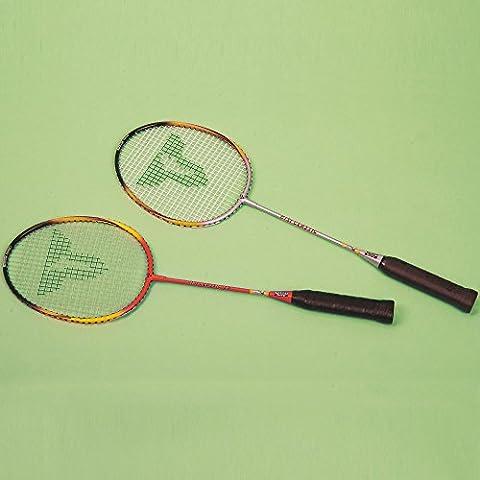Talbot Torro Junior Principianti Racchetta Bisi Classic Racchetta da Badminton, 27