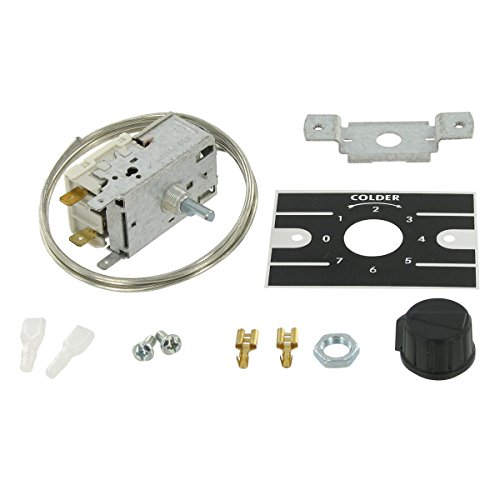 Europart VC1 Kit universel de thermostat de réfrigérateur