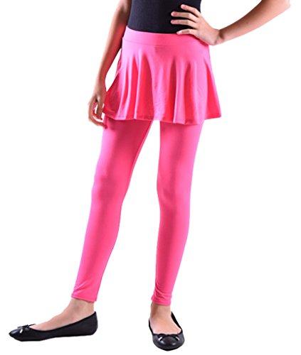 Jean-rock Leggings (Dinamit Jeans Mädchen Rock Leggings weich und dehnbar Spaß für jeden Tag (Alter 5-14) - - XL)