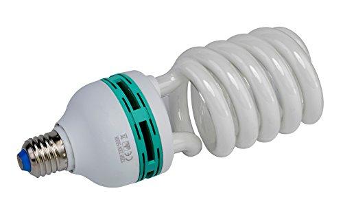 Bresser F000160 Spiral Tageslichtlampe (E27/125 Watt)