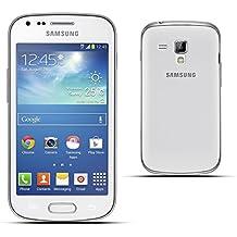 Zooky® más Delgado del Mundo 0.3 mm ultra super slim funda / cover de silicona prima para Samsung Galaxy Trend S7560 / S Duos S7562 / Ace II X / I699 Transparente
