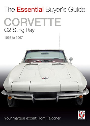 Corvette C2 Sting Ray 1963-1967 Cover Image