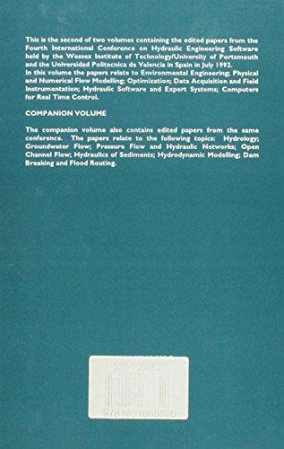 Hydraulic Engineering Software IV: Two volume set. Co-published with Computational Mechanics Publications, UK