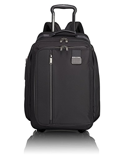 Tumi Merge Wheeled Backpack 15\' Mochila Tipo Casual, 54 cm, Negro (Black Contrast)