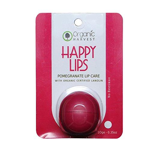Organic Harvest Pomegranate Lip Care ( Pack of 2)