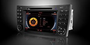 Dynavin - Dynavin Dvn-Mbe Mercedes Classe E W211 Et Cls W219 Autoradio Gps/Tactile