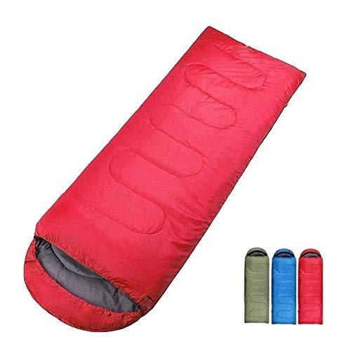ZHANGFL Acampar Aire Libre Sleeping Bag térmica Invierno