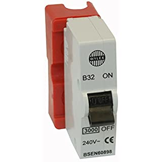 32 AMP PLUG IN CIRCUIT BREAKER SFB32 By WYLEX