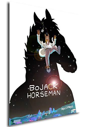 Instabuy Posters Bojack Horseman Landscape (B) - A3 (42x30 cm)