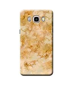 Be Awara Orange Grunge Marble Designer Mobile Phone Case Back Cover For Samsung Galaxy J5 2016 Edition