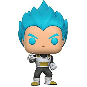 Funko Pop Vegeta Super Saiyan Azul (Dragon Ball 156) Funko Pop Dragon Ball