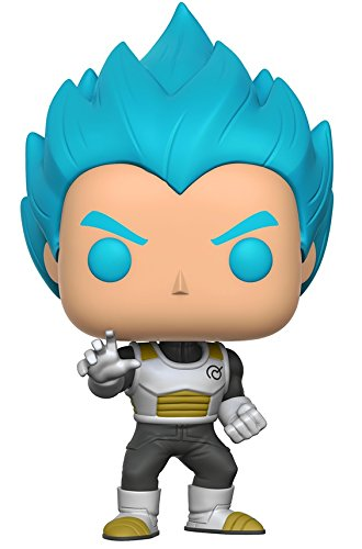 Funko - Vegeta Super Saiyan God Blue