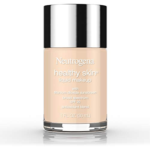 Neutrogena Cosmetics Healthy Skin Liquid Makeup