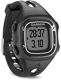Garmin Forerunner 10 - Reloj GPS negro/ plateado