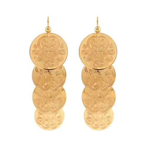 gas-bijoux-orecchini-oro-avery-diva-4-opm-oro-colore-gold-cod-averydiva-4-opm