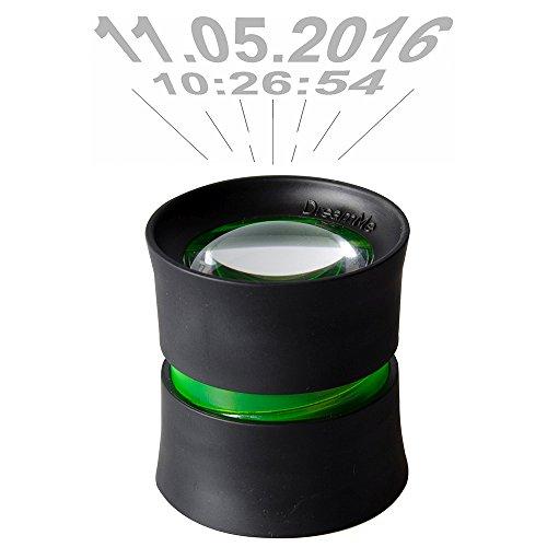 DreamMe Kit Schwarz/Grün Gadget Smartphone-Projektor (inkl. Reisebeutel & Linsenputztuch)
