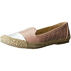 Bata Women's Khaleesi Beige Ballet Flats - 5 UK/India (38 EU)(5518320)
