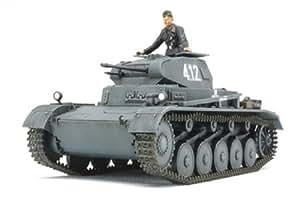 Tamiya 300032570 - 1:48 WWII Dt.Panzer II Ausf.A/B/C F.C.
