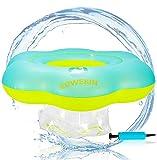 EDWEKIN® Baby Schwimmring, Mitwachsende Schwimmhilfe, Schwimmsitz, Baby Float, Schwimmreifen für Babys, Kleinkinder, Kinder ab 6 Monate bis 3 Jahre
