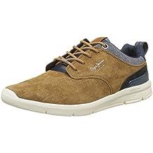 Pepe Jeans London Jayden 2.1 Essentials, Zapatillas para Hombre, Azul (Marine), 41 EU