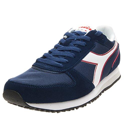 Diadora - Zapatillas para hombre azul Size: 42.5 QhuDlZo
