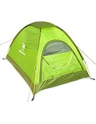 Oxford Tuch wasserdichte Outdoor-Zelt Zelt Doppel regen Zelt Viertel