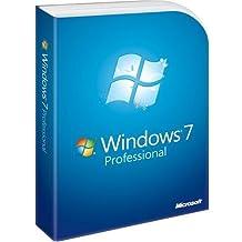 Microsoft Windows 7 Professional, DVD, ENG - Sistemas operativos (DVD, ENG, Caja, 1 usuario(s), 16 GB, 1 GB, ENG, DVD)