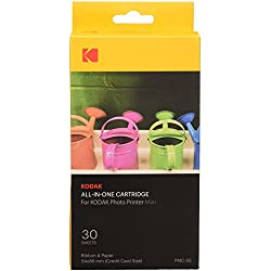 Kodak PMC - 30Papier de Rechange pour Imprimante PM