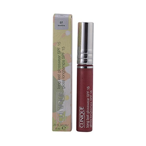 Clinique - Long Last Glosswear - Gloss Longtemps - SPF 15 - Lipgloss - 6ml - colore: 07 bonfire