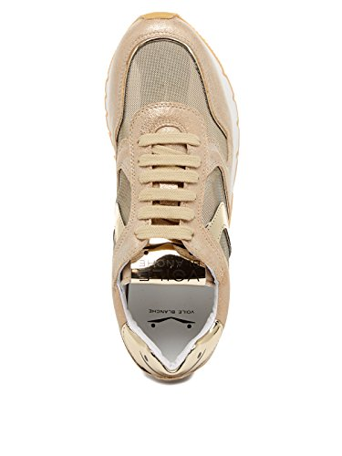 """Damen Sneakers """"Julia Mesh"""" Gold"""