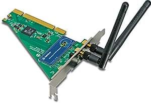 TRENDnet - Adaptateur PCI sans Fil N, TEW-643PI