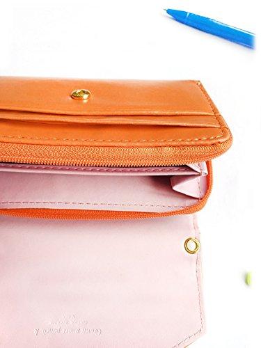 WiTa-Store Sacca, Hot Pink (rosa) - 9127310162363 Orange