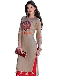 Leriya Fashion Women's Clothing Kurti For Women Latest Design Party Wear Collection