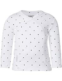 Noppies Unisex Baby T-Shirt U Tee ls Anne AOP, Sternchen