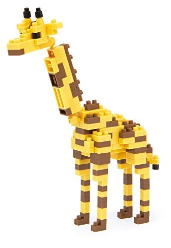 kawada-de-tamao-micro-bloque-de-construccin-nanoblock-jirafa-nbc-158-150-piezas-grado-de-dificultad-