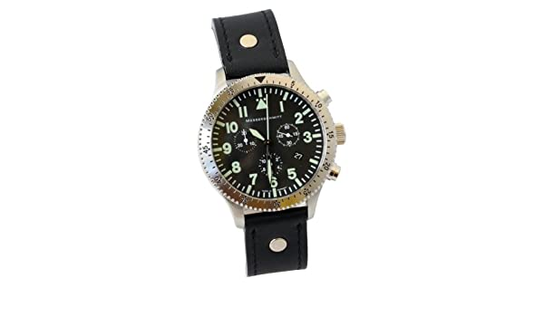 5030l Aristo Messerschmitt Herren Fliegeruhr Chronograph Me Uhr uPXTZOki