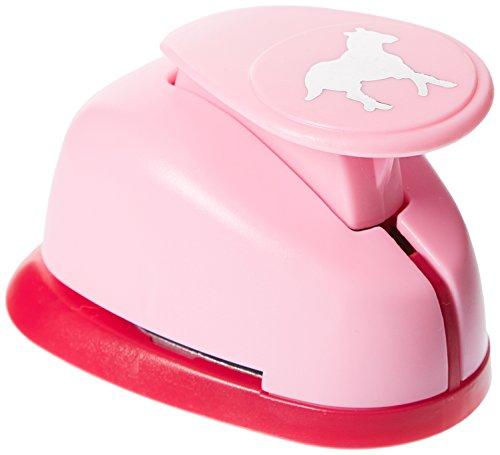 Pferd, pink ()