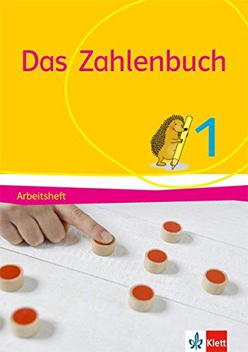 Preisvergleich Produktbild Das Zahlenbuch / Arbeitsheft 1. Schuljahr: Allgemeine Ausgabe ab 2017