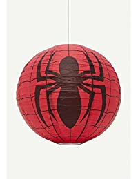 Marvel Spiderman Paper Light Shade