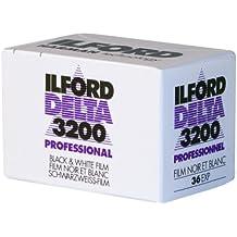 Ilford Delta 3200 - Película analógica, blanco y negro