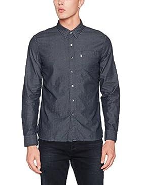 Levi's Sunset 1 Pocket, Camicia Casual da Uomo, Manica Lunga