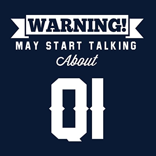 Coto7 Warning May Start Talking About QI Women's Vest Navy blue