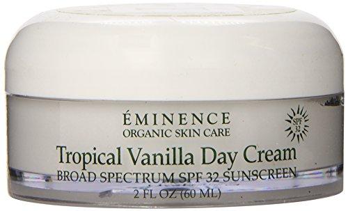 Eminence Tropical Vanilla Day Cream SPF 32 2 oz/60 ml by Eminence Organic Skin Care