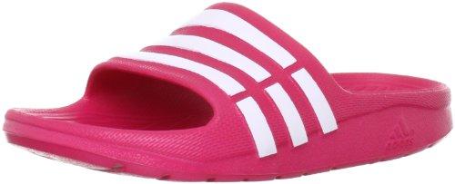 adidas Duramo Slide G65800, Mädchen Sandalen, Pink (Blaze Pink S13 / Running White Ftw / Blaze Pink S13), EU 31