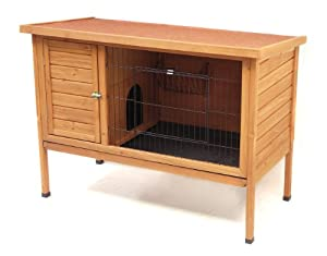 Meadow Lodge The Cottage Xl Small Animal Hutch by Rosewood Pet Products Ltd