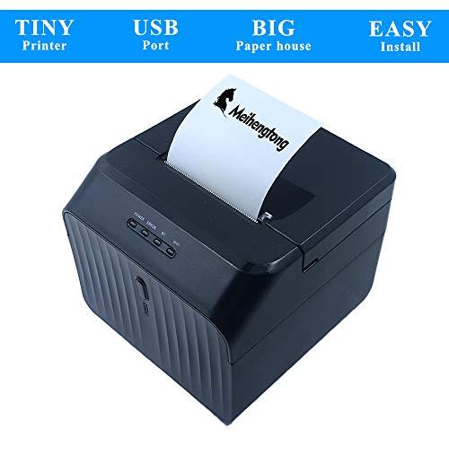 Nadeldrucker Etikettiermaschinen Bluetooth Mobile Thermo-Etiketten-Drucker Thermodrucker Quittung USB Desktop ohne Bluetooth Bill Ticket Maschine Pos P58C Kann nur die englische