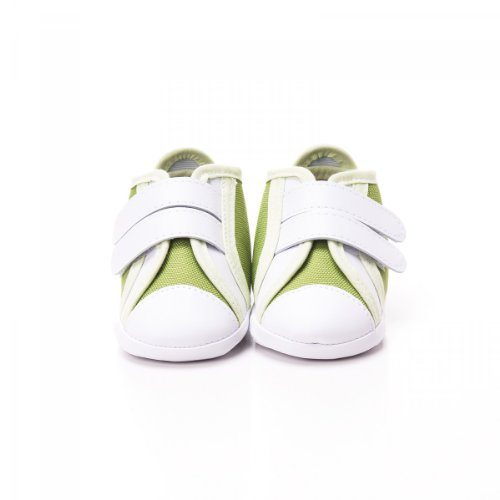 Sehr Bs1274 Schöne Toma Krabbelschuhe Baby Grün Mädchen Jungen Babyschuhe Schuhe qp8Ew4