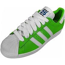 adidas–Superstar 80s NIGO Zapatillas–solar verde–9