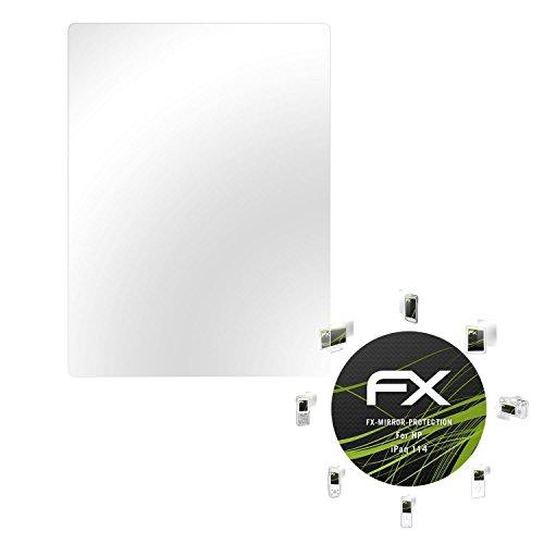 atFoliX Displayfolie kompatibel mit HP iPaq 114 Spiegelfolie, Spiegeleffekt FX Schutzfolie -