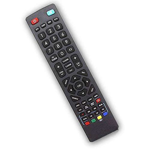 RemotesReplaced - Telecomando sostitutivo per TV Blaupunkt